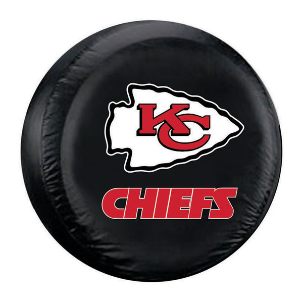 NFL Kansas City Chiefs Tire Covers