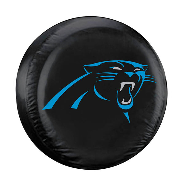 NFL Carolina Panthers Tire Covers