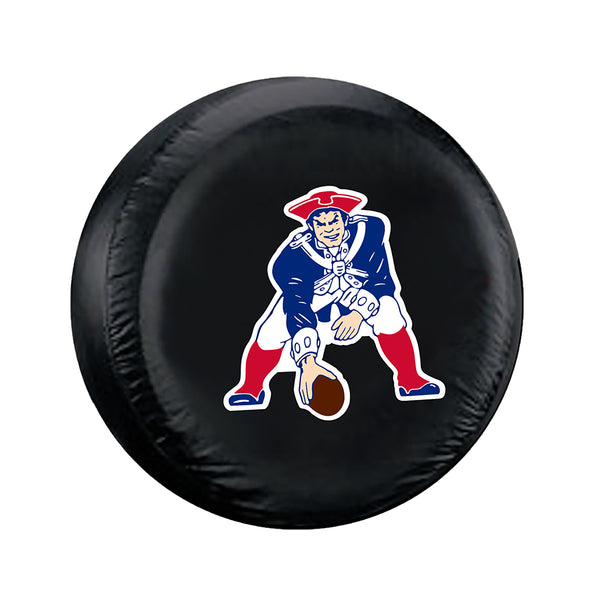 NFL New England Patriots Retro Tire Covers