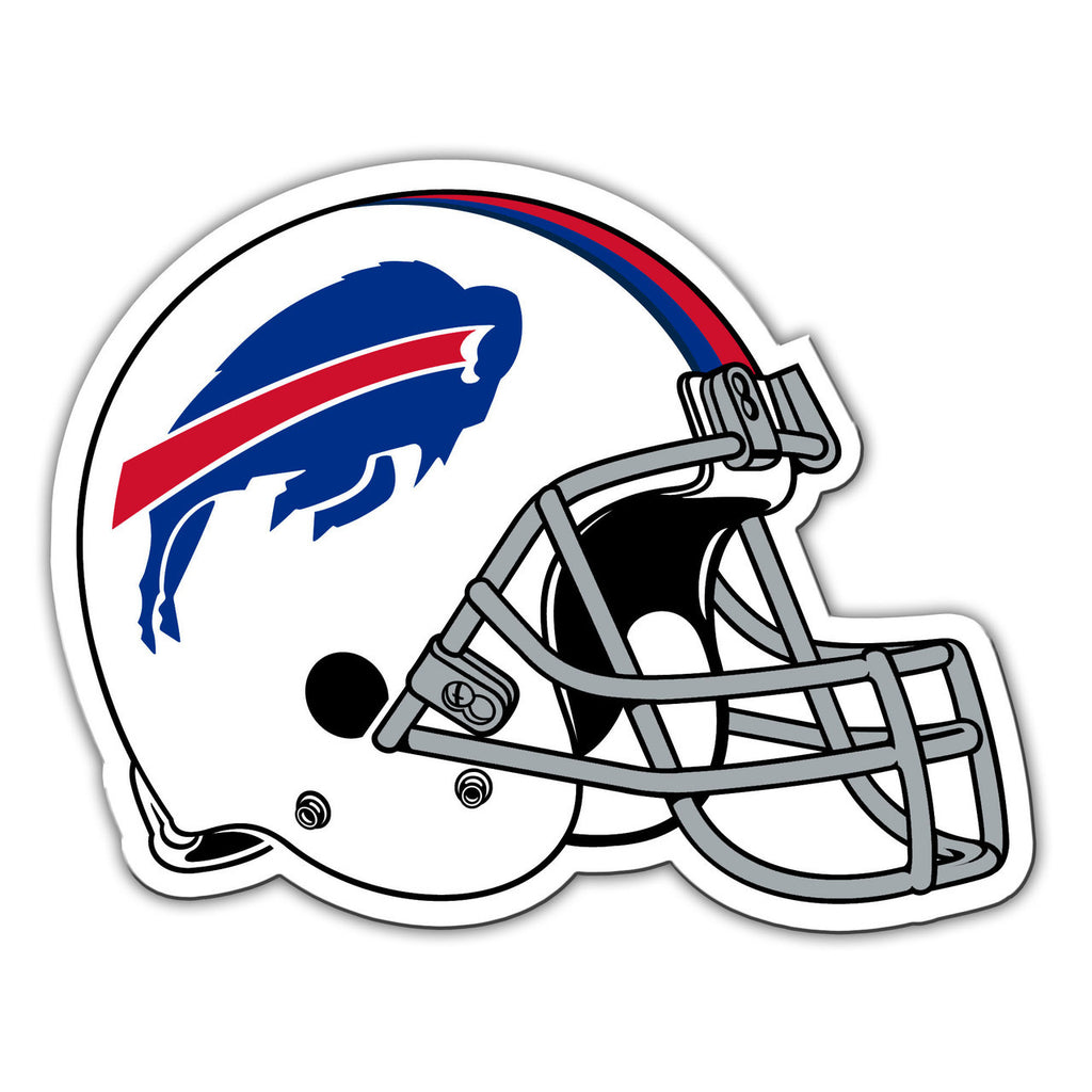 "NFL BUFFALO BILLS 12"" HELMET MAGNET"