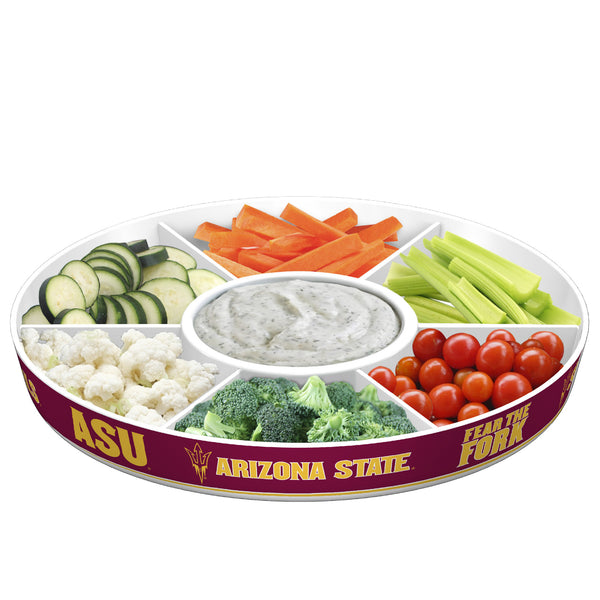 Arizona State Sun Devils Party Platter - Fremont Die