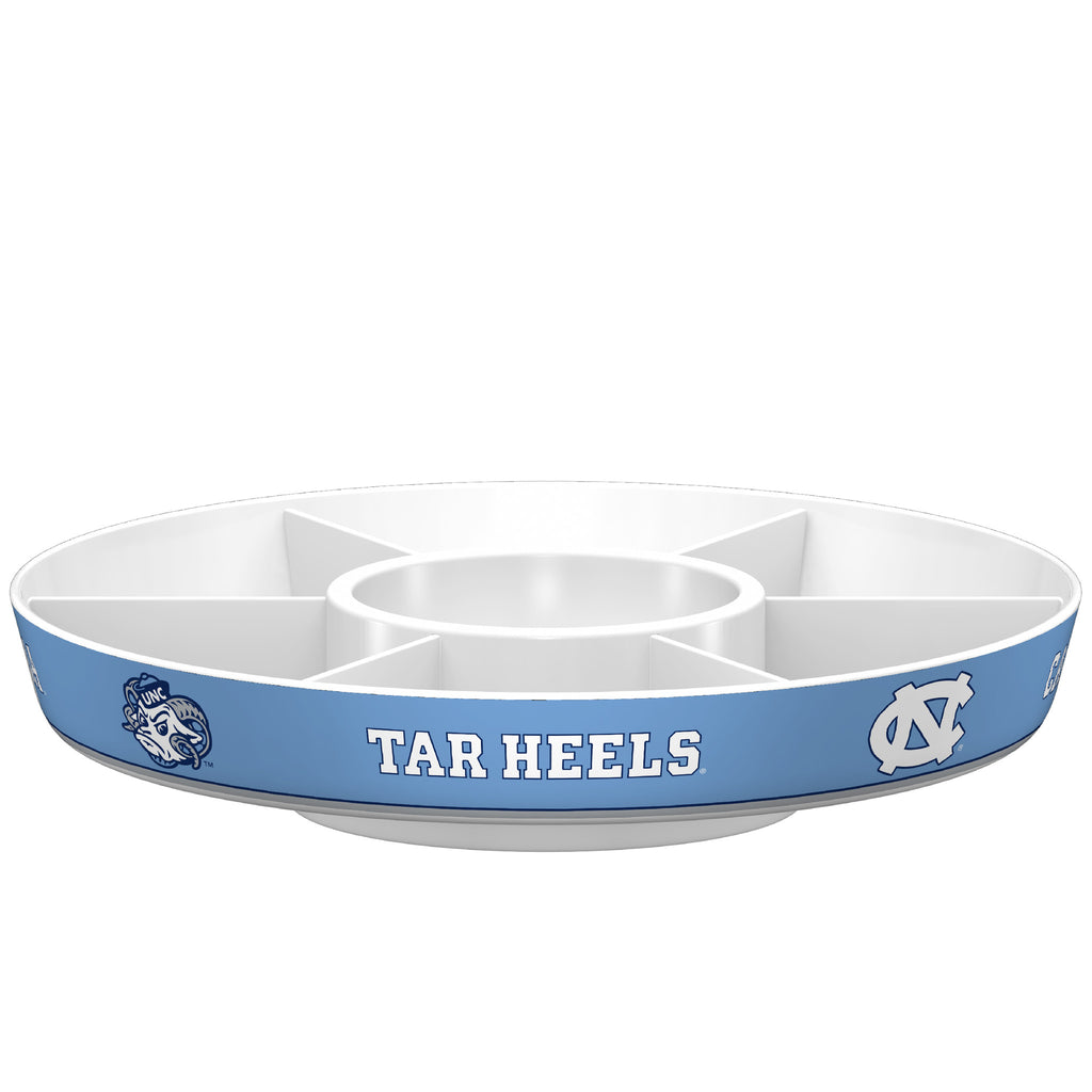 Carolina Tar Heels Party Platter - Fremont Die