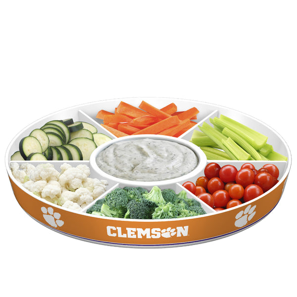 Clemson Tigers Party Platter - Fremont Die