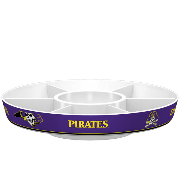 East Carolina Pirates Party Platter - Fremont Die