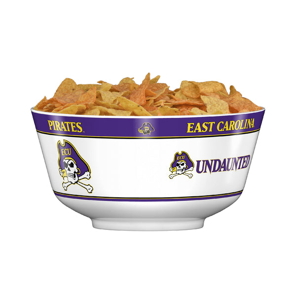 "East Carolina Pirates 11.75"" JV Bowl - Fremont Die"