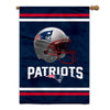 New England Patriots Premium 2-Sided House Flag (Made in the USA)