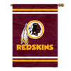 Washington Redskins Premium 2-Sided House Flag (Made in the USA)