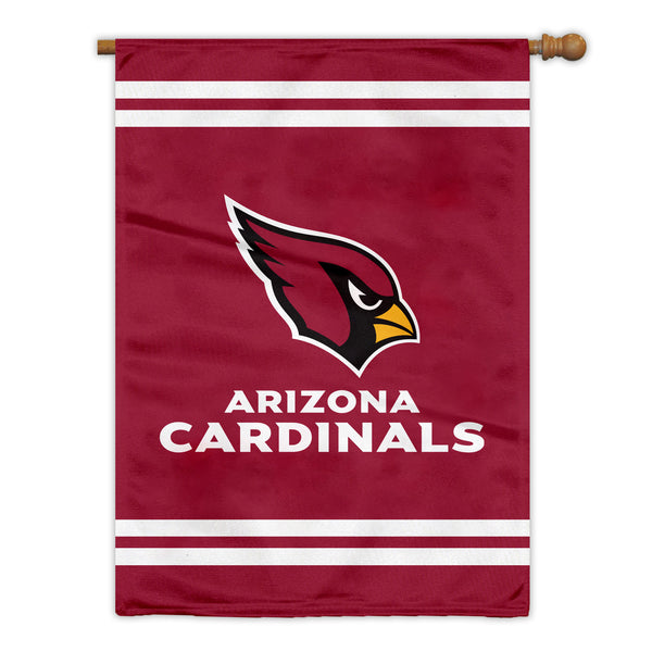 Arizona Cardinals Premium 2-Sided House Flag (Made in the USA)