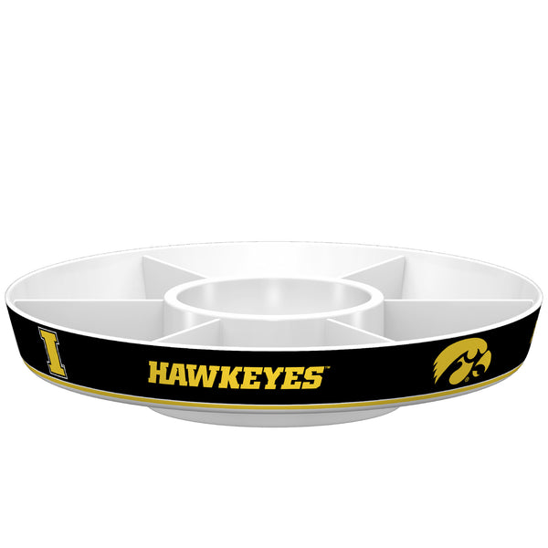 Iowa Hawkeyes Party Platter - Fremont Die