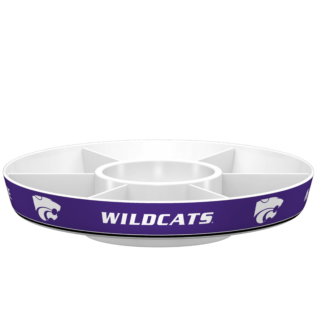 Kansas State Wildcats Party Platter - Fremont Die
