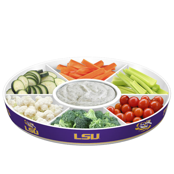 LSU Tigers Party Platter - Fremont Die
