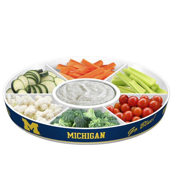 Michigan Wolverines Party Platter - Fremont Die