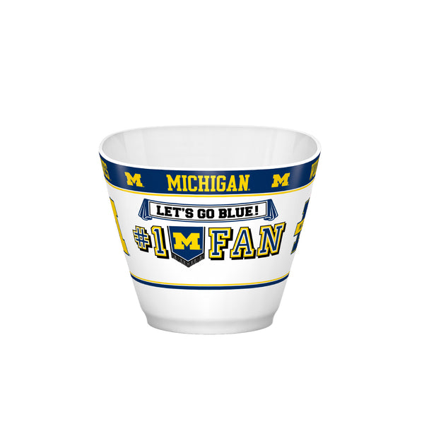 Michigan Wolverines MVP Bowl - Fremont Die