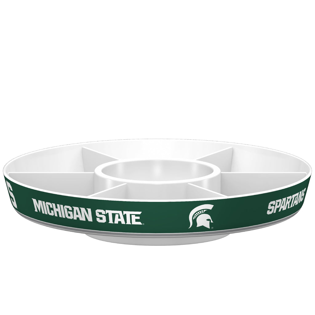 Michigan State Spartans Party Platter - Fremont Die