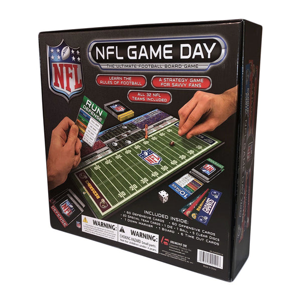 NFL Game Day Board Game
