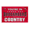 Tampa Bay Buccaneers 3X5 Country Flag