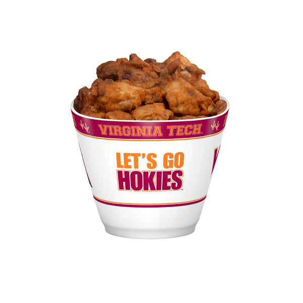 Virginia Tech Hokies MVP Bowl With Wings