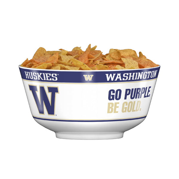 Washington Huskies JV Bowl With Nachos