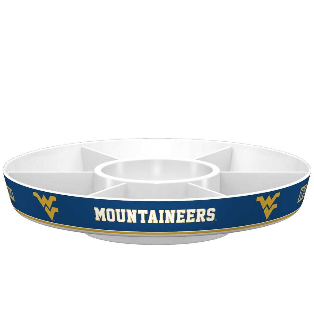 West Virginia Mountaineers Party Platter