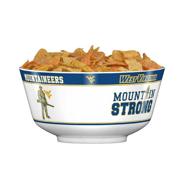 West Virginia Mountaineers JV Bowl With Nachos