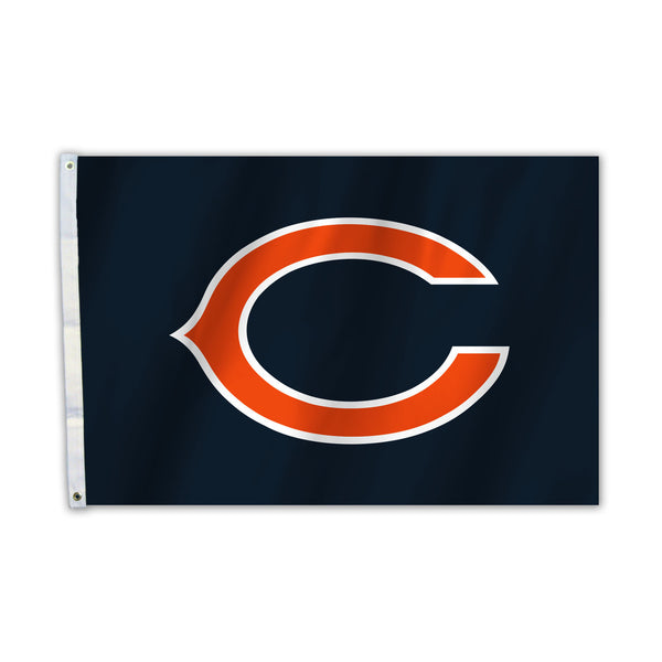 NFL CHICAGO BEARS 2X3 FLAG