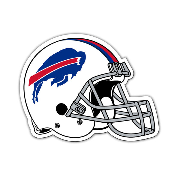 "NFL BUFFALO BILLS 8"" HELMET MAGNET"