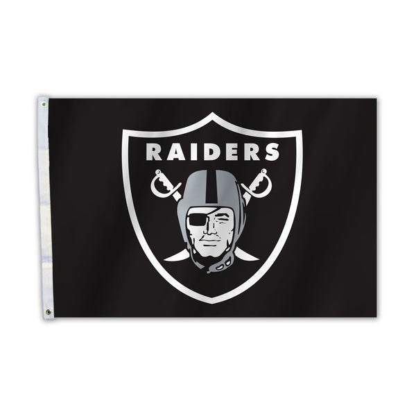 NFL OAKLAND RAIDERS 2X3 FLAG