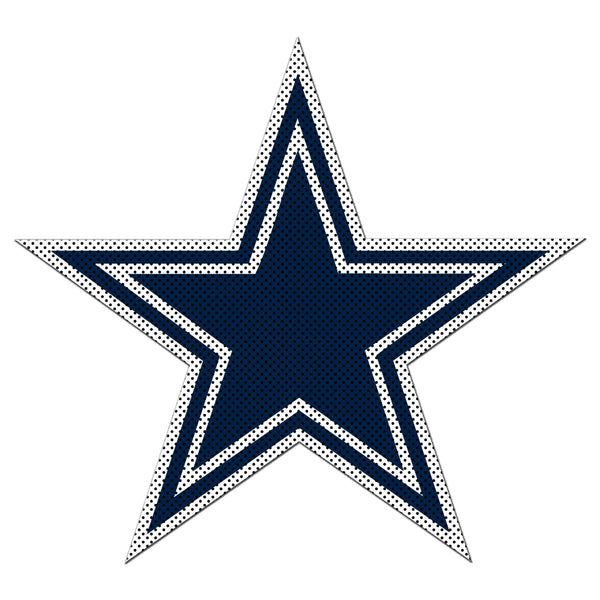 NFL DALLAS COWBOYS LARGE WINDOW FILM