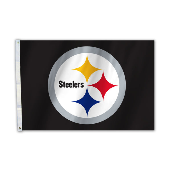 NFL PITTSBURGH STEELERS 2X3 FLAG