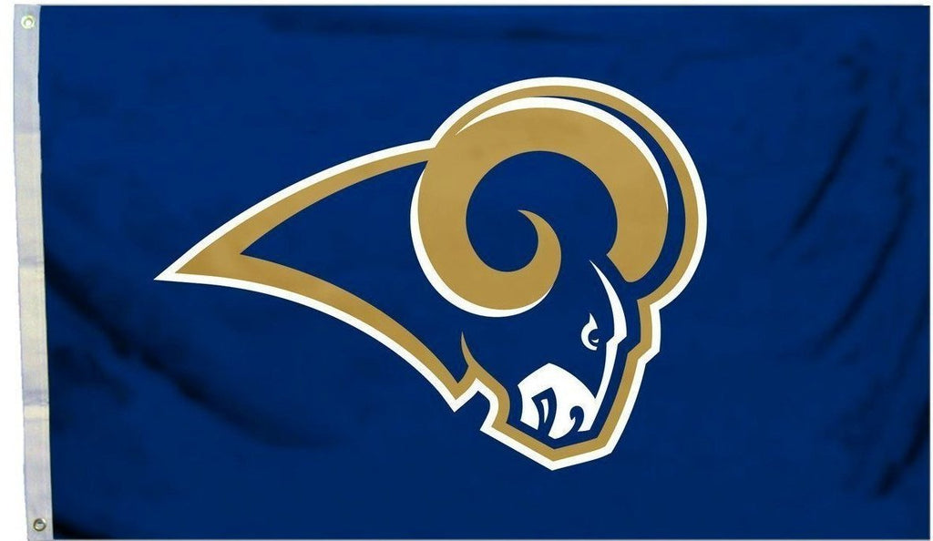 NFL LOS ANGELES RAMS ALL PRO 3' X 5' FLAG