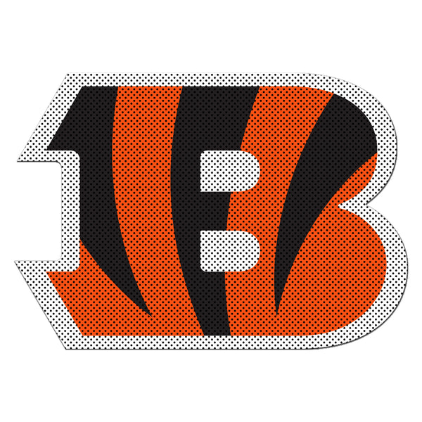 NFL CINCINNATI BENGALS LARGE WINDOW FILM