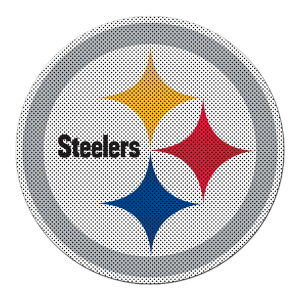 NFL PITTSBURGH STEELERS LARGE WINDOW FILM