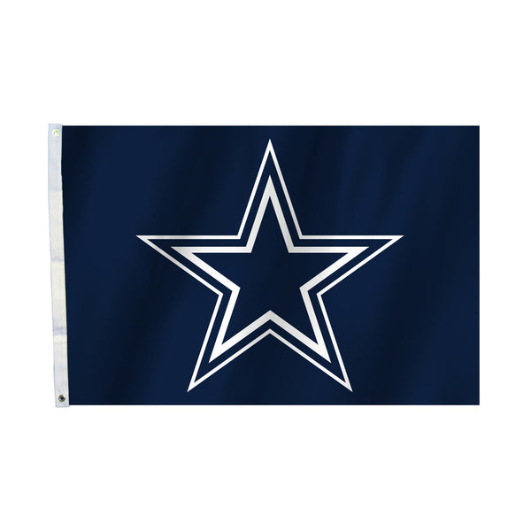 NFL DALLAS COWBOYS 2X3 FLAG