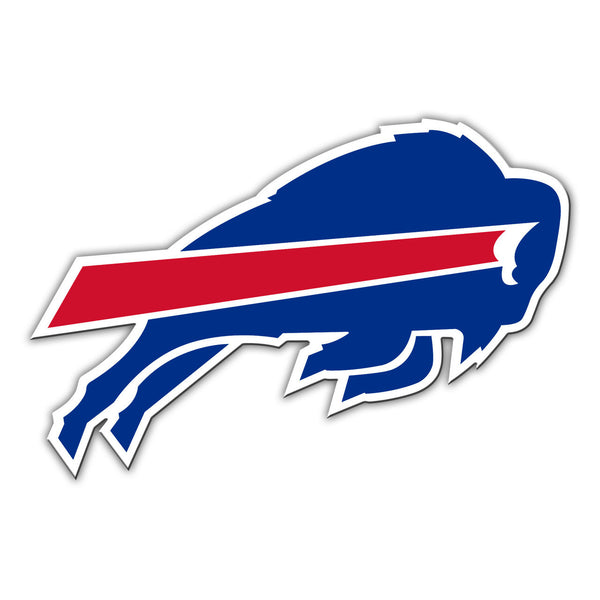 "NFL BUFFALO BILLS 12"" MAGNET"