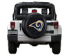NFL Los Angeles Rams Tire Covers