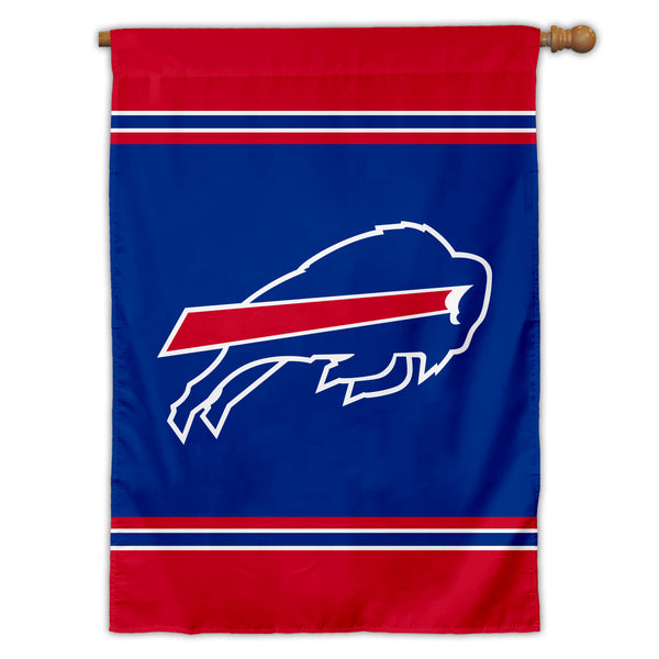 Buffalo Bills House Flag (1-Sided)