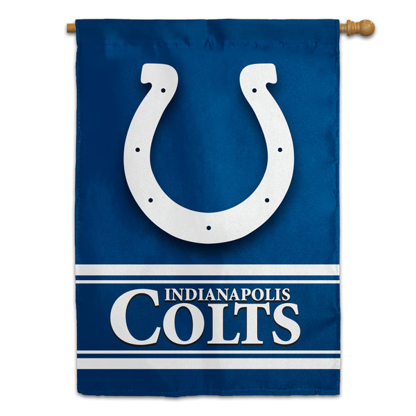 Indianapolis Colts House Flag (2-Sided)