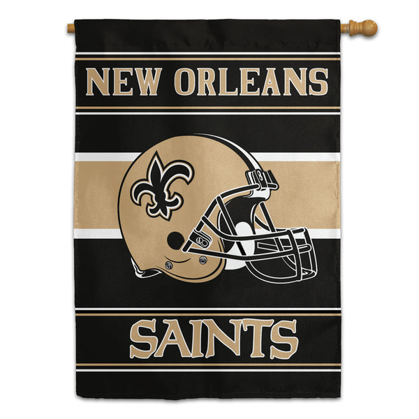 New Orleans Saints House Flag (2-Sided)