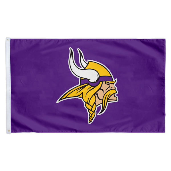 Minnesota Vikings 3X5 All Pro Flag