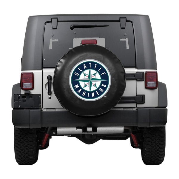 Seattle Mariners Logo Tire Covers