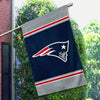 New England Patriots House Flag (1-Sided)