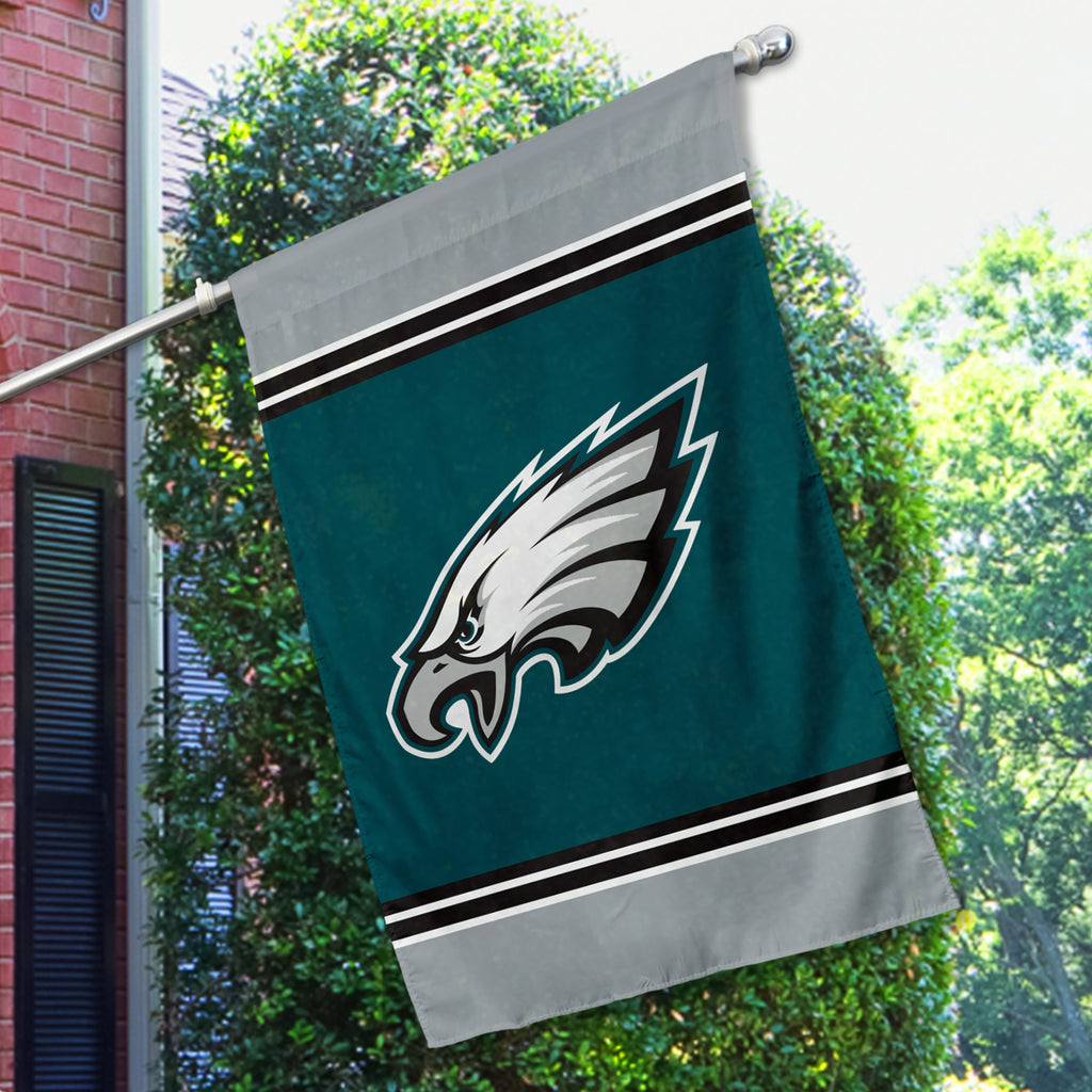 Philadelphia Eagles House Flag (1-Sided)