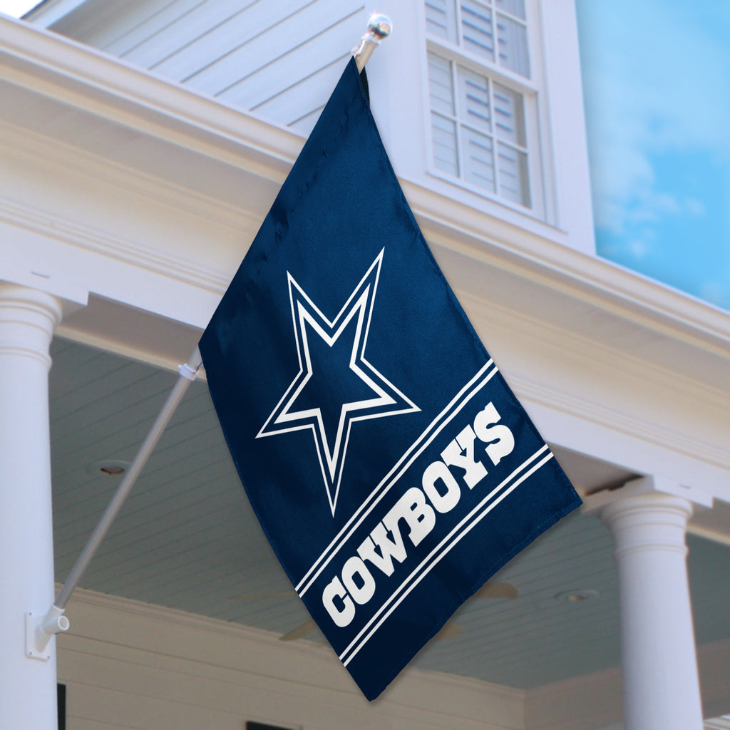 Dallas Cowboys House Flag (2-Sided)