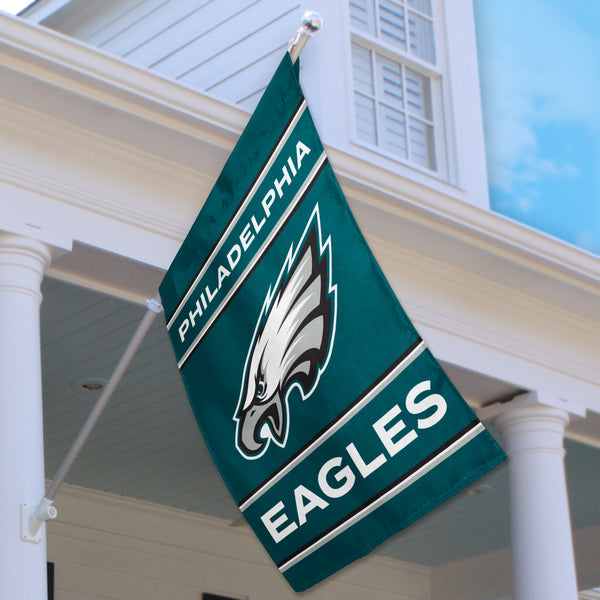 Philadelphia Eagles House Flag (2-Sided)