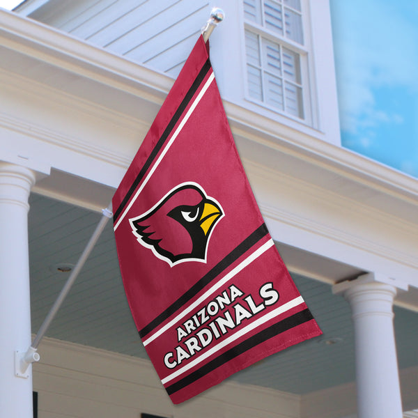 Arizona Cardinals House Flag (2-Sided)