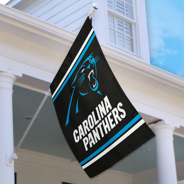 Carolina Panthers House Flag (2-Sided)