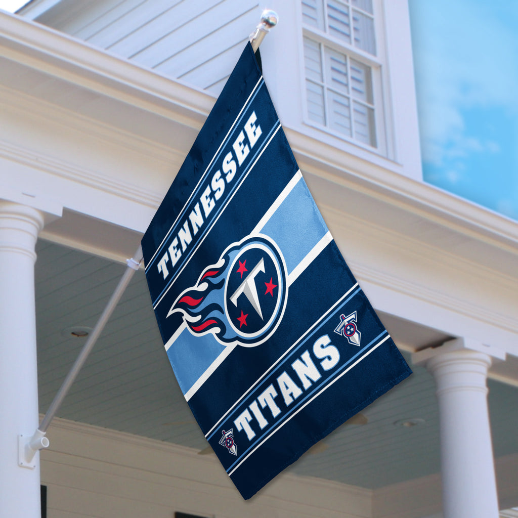 Tennessee Titans House Flag (2-Sided)