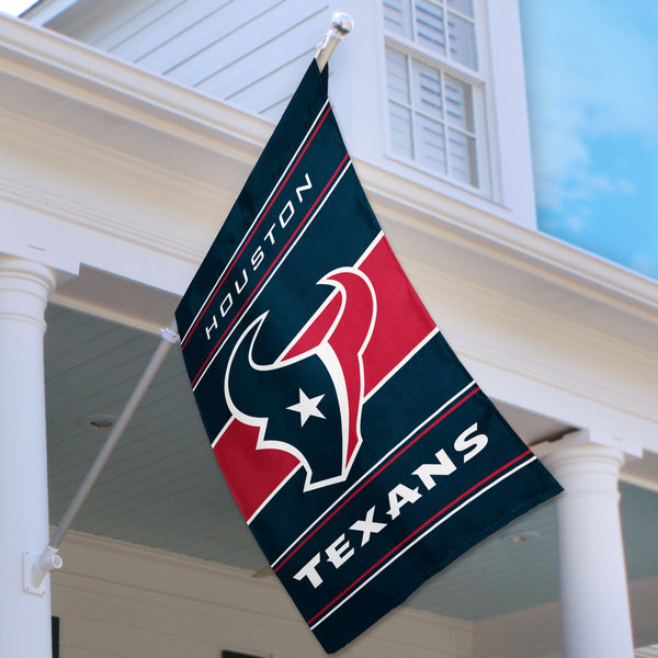 Houston Texans House Flag (2-Sided)