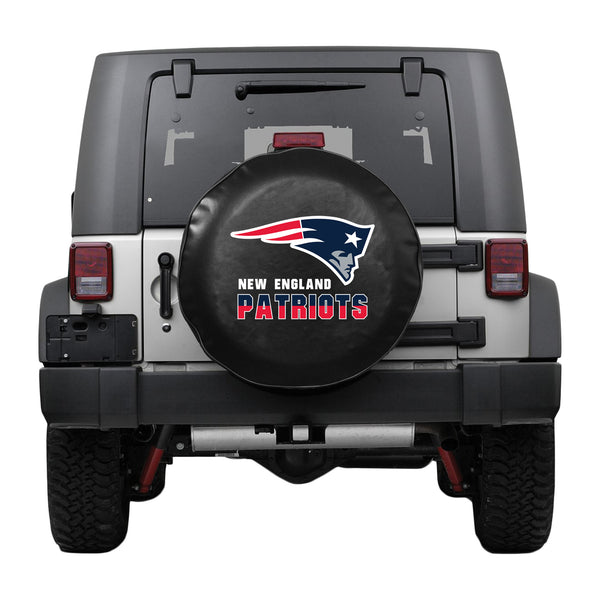 New England Patriots Tire Covers