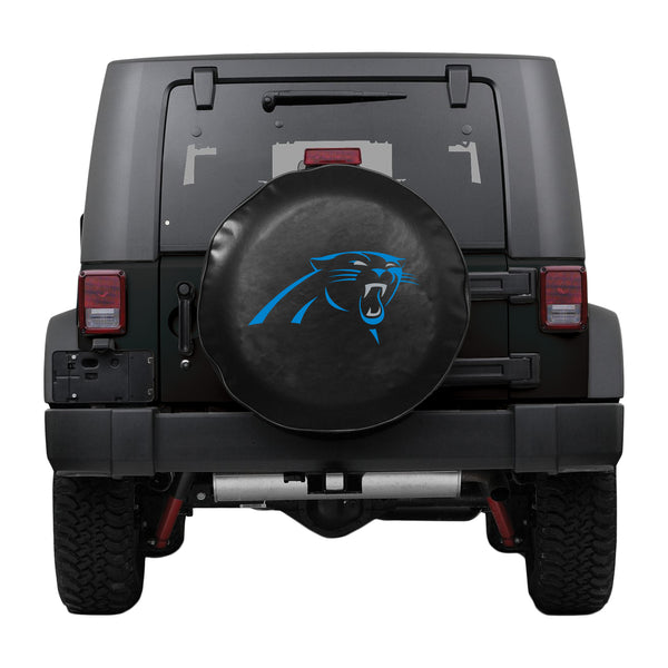 Carolina Panthers Tire Covers